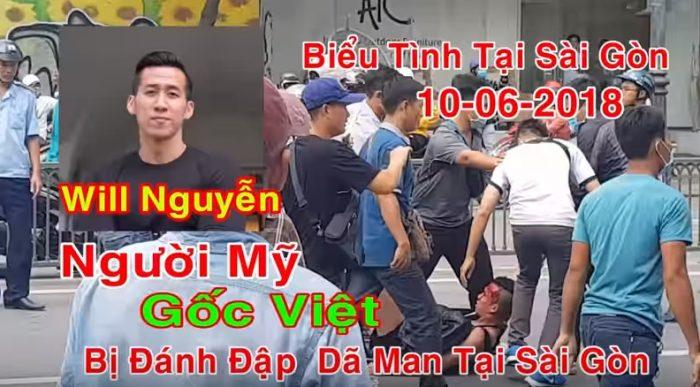 Image result for willi nguyễn bị bắt ở Saigon