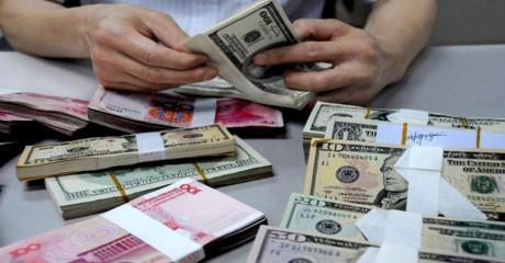 Ruble Nga và Real Brazil rớt thảm hại so với Mỹ kim