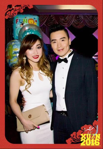 Nguyễn Hoàng Nam lấy vợ ca sĩ Việt kiều Canada vô cùng xinh đẹp