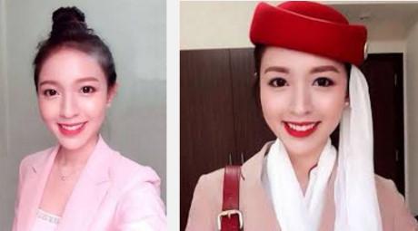 Ảnh đời thường của tiếp viên gốc Việt ở Dubai vạn người mê