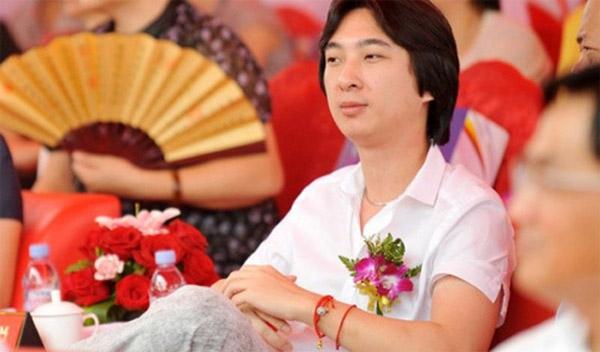 Dàn người đẹp của thiếu gia giàu nhì Trung Quốc