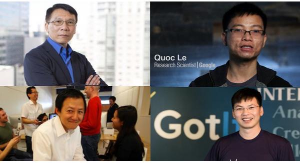 Những người Việt thành danh ở thung lũng Silicon