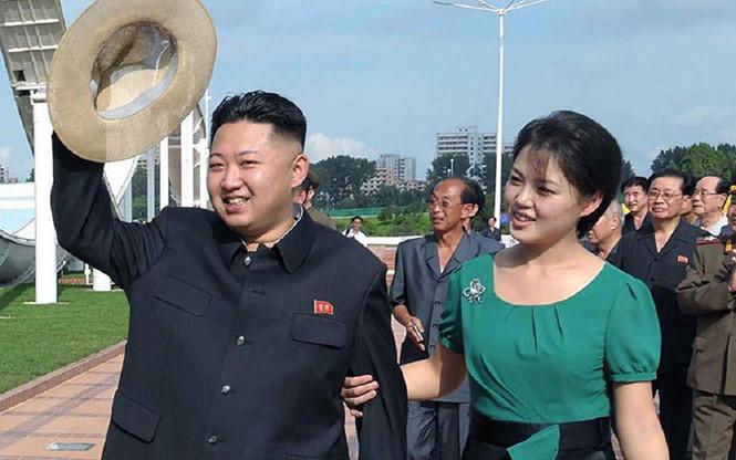 Đệ nhất phu nhân Triều Tiên tự dưng biến mất?