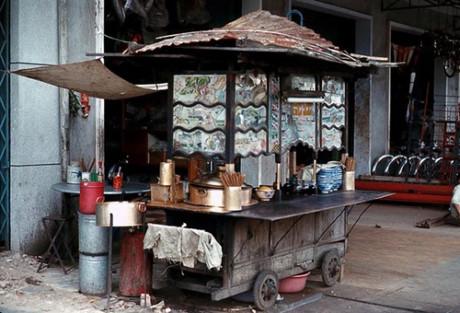Ẩm thực Sài Gòn 40 năm trước!