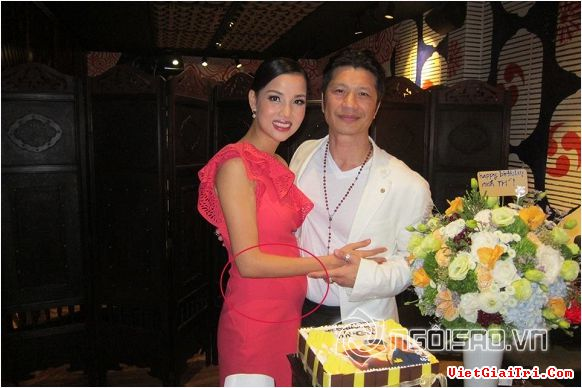Đạo diễn Việt kiều Mỹ Dustin Nguyễn và Bebe Phạm lại có tin vui?