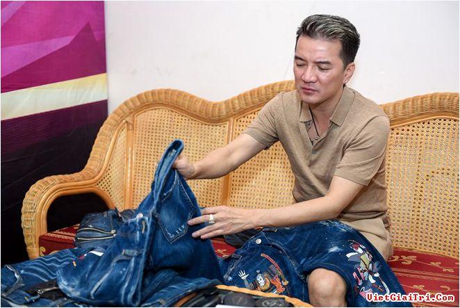 Mr. Đàm, Dương Triệu Vũ lại sóng đôi bên nhau