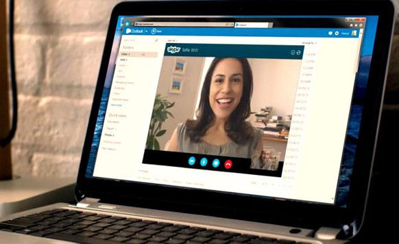 общение с девушками по skype