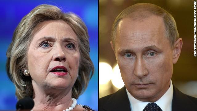 Bí ẩn lý do Ông Putin run bần bật lo sợ bà Clinton sẽ đắc cử.