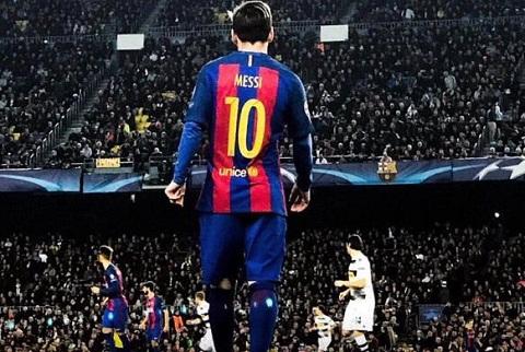 Chú rồng đất Nam Mỹ Messi không chỉ là một cái danh mà còn là một huyền thoại.