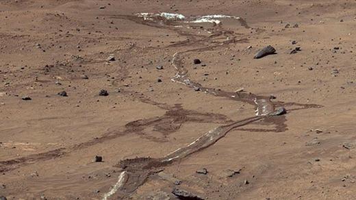 NASA đang che đậy sự sống trên sao Hỏa