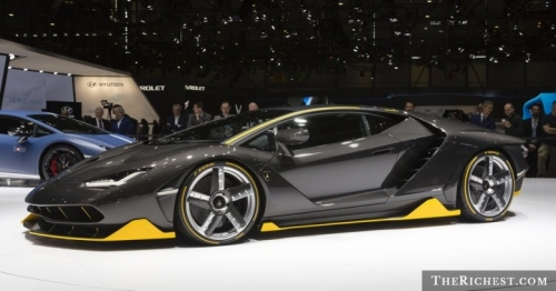 Các siêu đại gia đấu đá tranh quyền mua Siêu xe Lamborghini thế kỷ trị giá hơn 40 tỷ đồng