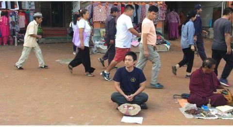 Đóng giả ăn xin ở Nepal, chàng trai Việt nhận cái kết vô cùng bất ngờ