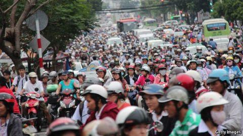 Báo nước ngoài xôn xao vì giao thông ở Việt Nam