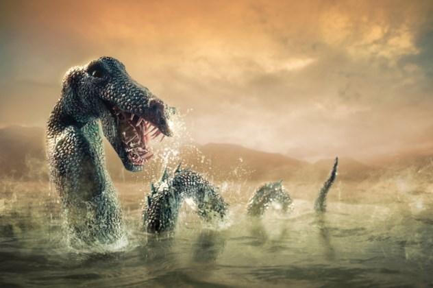 Những quái vật khủng khiếp nhất trong giấc mơ trẻ em