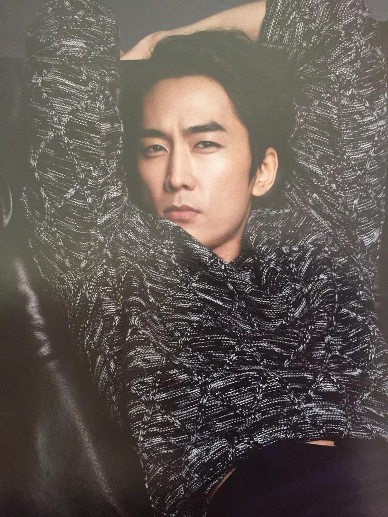 Chàng diễn viên điển trai đến từ Hàn Quốc Song Seung Heon