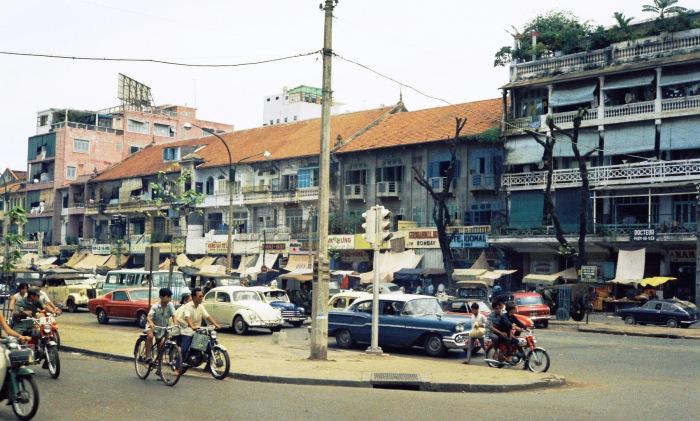 Bộ ảnh HD Sài Gòn 1967